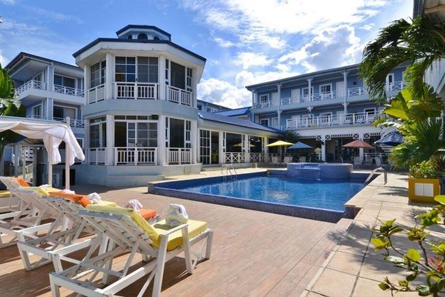 Hotel Peten Casona De La Isla And Casazul Are In Flores Island While Del Lago Is Located Santa Elena Always On The Ss Of Lake